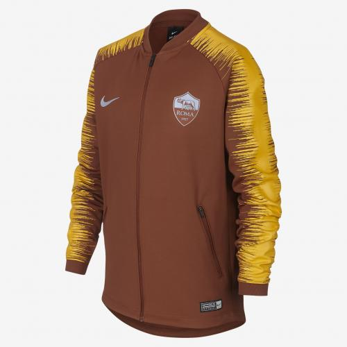 Nike Older Kids' Football Jacket A.S. Roma Anthem
